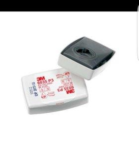 Пакупаю касеты для респератора 3М