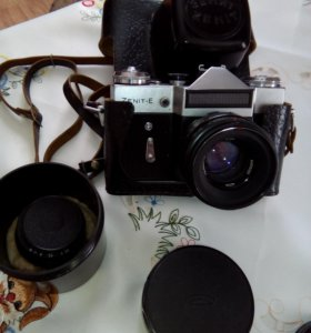 Легендарный Фотоаппарат ZENIT- Е