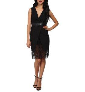НОВОЕ с бирками коктейльное платье