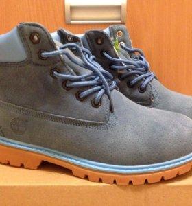 Новые ботинки Timberlend