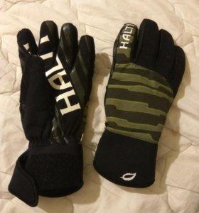 Halti новые перчатки