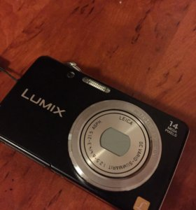 LUMIX фотоаппарат
