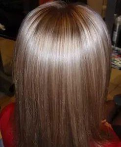 Горячий уход для волос