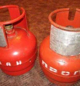 Баллон газа