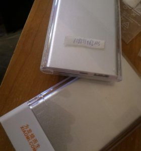 @ Внешний аккумулятор Xiaomi Mi power bank 12000
