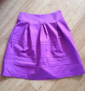Новая юбка marks&spencer, размер UK 12.
