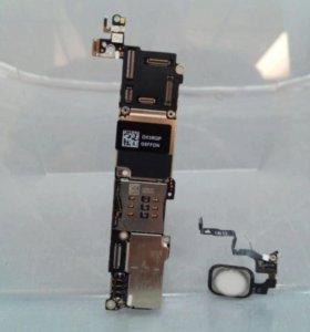 iPhone 5s 16 gb материнскую плату.
