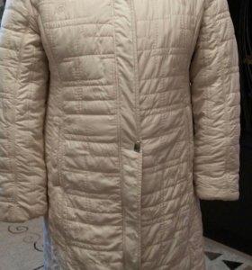 Куртка - пальто тёплое