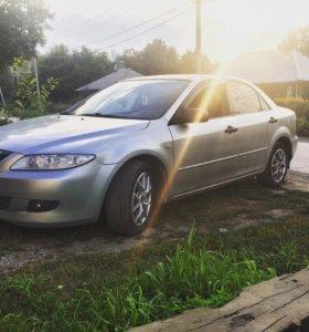 Mazda 6, 2004г, 141 лс.