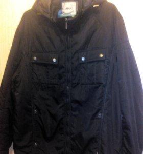 мужская куртка осень весна.