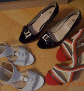 Женская обувь р.40