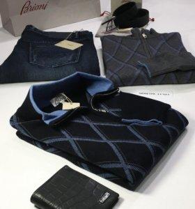 Теплые свитера Brioni