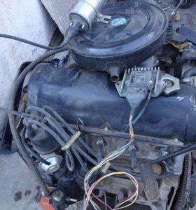 Двигатель 2107