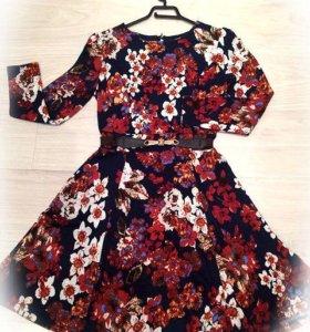 👗 красивое платье