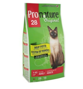 Сухой корм для кошек ПРОНАТУР, 5 кг и 20 кг
