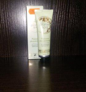 Увлажняющий крем для рук с маслом оливы