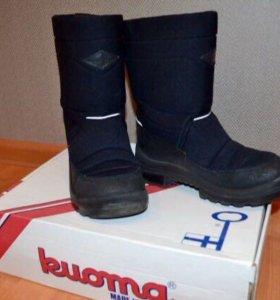 Обувь зимняя детская kuoma