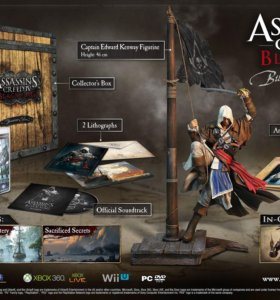 Assassin's Creed 4 Чёрный флаг. Buccaneer edition