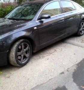 Машина ауди а 6 2005 год