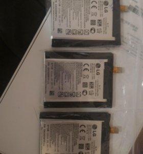 Аккумулятор LG g2 d802 d801 d803, новый. Возможна