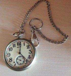 Часы Молния, механика