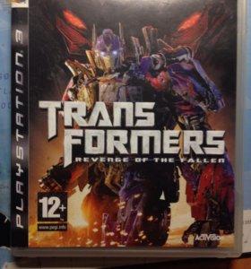 Transformers revenge of the fallen ps3