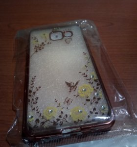 Чехол-бампер для телефона Samsung A3