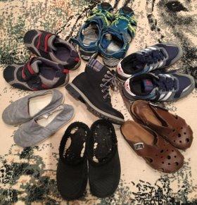 Набор обуви весна-лето-осень