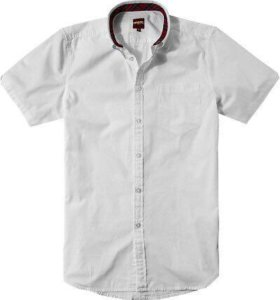 Рубашка Merc Baxter White