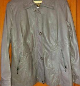 Куртка кожанная(натуральная)
