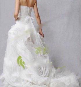 Платье свадебное от дизайнера Wera Wong