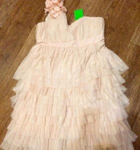 Новое платье hm