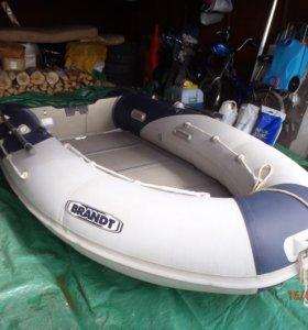 """Надувная лодка Лидер-360 Brandt """"Leader Boats"""""""