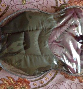 ЭКО рюкзак    для грудного ребёнка с 4 месяцев.
