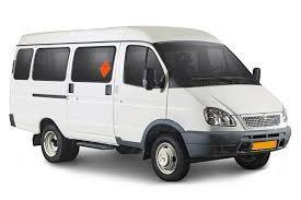 Заказ-аренда пассажирской газели/микроавтобуса