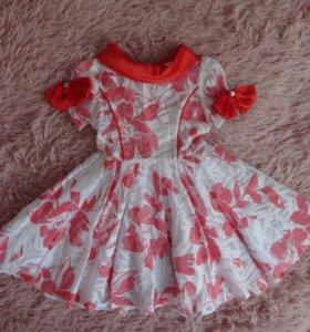 Платье р.92-98