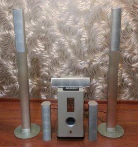 Продаю акустическую систему Sven HA-450T 5.1