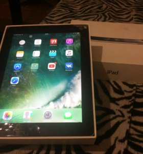 iPad 4 16 gb wi-fi Cellular(sim)