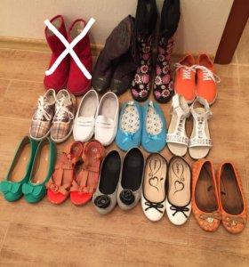 Обувь для девочки, размер 36