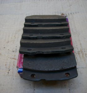 Колодки передние на ВАЗ 2101-2107