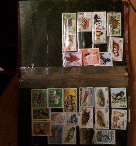 Коллекция ссср марок