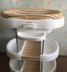 Пеленальный столик Mothercare