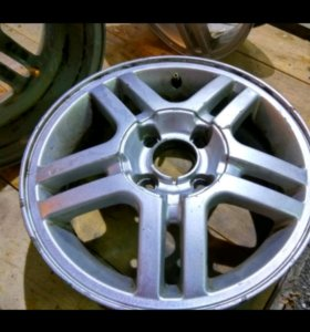 Диски литые оригинальные форд фокус