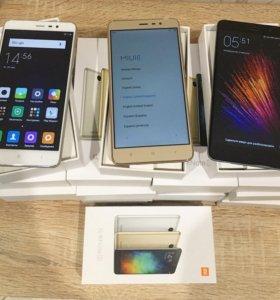 Оригинальные Xiaomi redmi note 3 pro 16 и 32 Gb