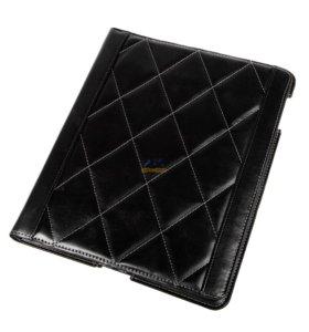 Чехлы Apple iPad 2/3/4 со швами (Black)