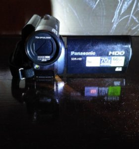 Panasonic SDR -H81