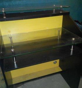 Мебель Стол-стойка ресепшен