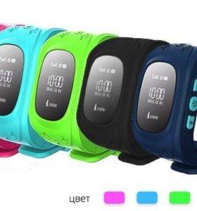 Детские часы(телефон) Baby Watch Q50+ бесп. достав