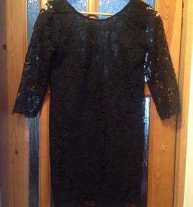 Платье  p&b гипюровое