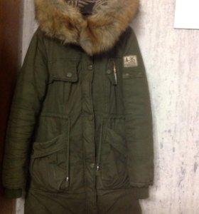 """Зимняя куртка """"Парка"""""""